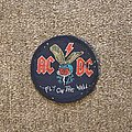 AC/DC - Patch - Fly on the Wall