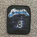 Metallica - Patch - Ride the Lightning