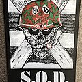 S.O.D. - Patch - S.O.D.