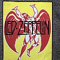 Led Zeppelin - Patch - Led Zeppelin mini back patch