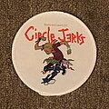 Circle Jerks - Patch - Circle Jerks