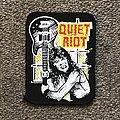Quiet Riot - Patch - Rudy Sarzo