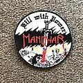 Manowar - Patch - Kill With Power HMFC
