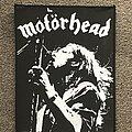 Motörhead - Patch - Lemmy mini bp