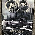 Obituary - Patch - Patches for Fuckenscooter