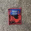 Uriah Heep - Patch - The Magicians Birthday