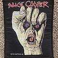 Alice Cooper - Patch - Raise Your Fist and Yell