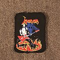 Venom - Patch - Cronos in Hell Blue Version