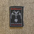 Hellhammer - Patch - Triumph of Death