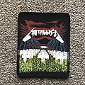 Metallica - Patch - Master of Puppets