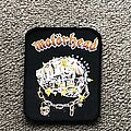Motörhead - Patch - Iron Fist