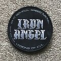 Iron Angel - Patch - Old School Speed Metal