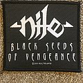 Nile - Patch - Black Seeds of Vengeance