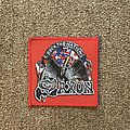Saxon - Patch - Rock the Nations