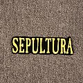 Sepultura - Patch - Arise