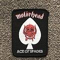 Motörhead - Patch - Ace of Spades