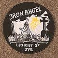 Iron Angel - Patch - Legions of Evil