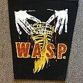 W.A.S.P. - Patch - I Fuck Like a Beast
