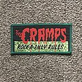 The Cramps - Patch - Rock a Billy Rules