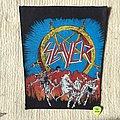 Slayer original Hell Awaits  Patch