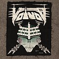 Voivod - Patch - Too Scared to Scream