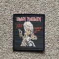 Iron Maiden - Patch - Killer World Tour '81