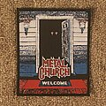 Metal Church - Patch - The Dark
