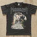 Manowar - TShirt or Longsleeve - Blood, Fire, Death & Hate