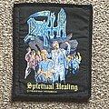 Death - Patch - Spiritual Healing