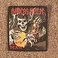Brocas Helm - Patch - Black Death