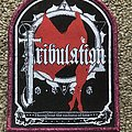 Tribulation - Patch - Tribulation - Throughout the vastness of time Patch