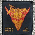 Venom - Patch - Venom Seven Dates