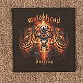 Motörhead - Patch - Inferno