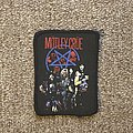 Mötley Crüe - Patch - Shout at the Devil