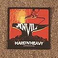Anvil - Patch - Hard n Heavy