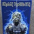 Iron Maiden - Patch - Powerslave