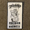 Tankard - Patch - Freibeer
