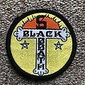 Black Sabbath Cross Patch