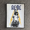 AC/DC - Patch - Woman at Stake Mini Back Patch