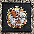 Black Sabbath World Tour  Patch