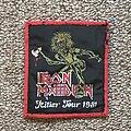 Iron Maiden - Patch - Killer Tour '81
