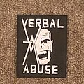 Verbal Abuse - Patch - Verbal Abuse