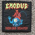 Exodus - Patch - Fabulous Disaster