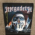 Megadeth - Patch - Killing is my Business, and Business is Good