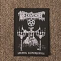 Necrophobic - Patch - Satanic Blasphemies