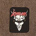 Venom - Patch - Black Metal