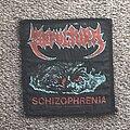 Sepultura - Patch - Schizophrenia