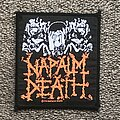 Napalm Death - Patch - From Enslavement to Obliteration