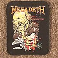 Megadeth - Patch - Peace Sells