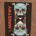 Ministry - Patch - Ministry